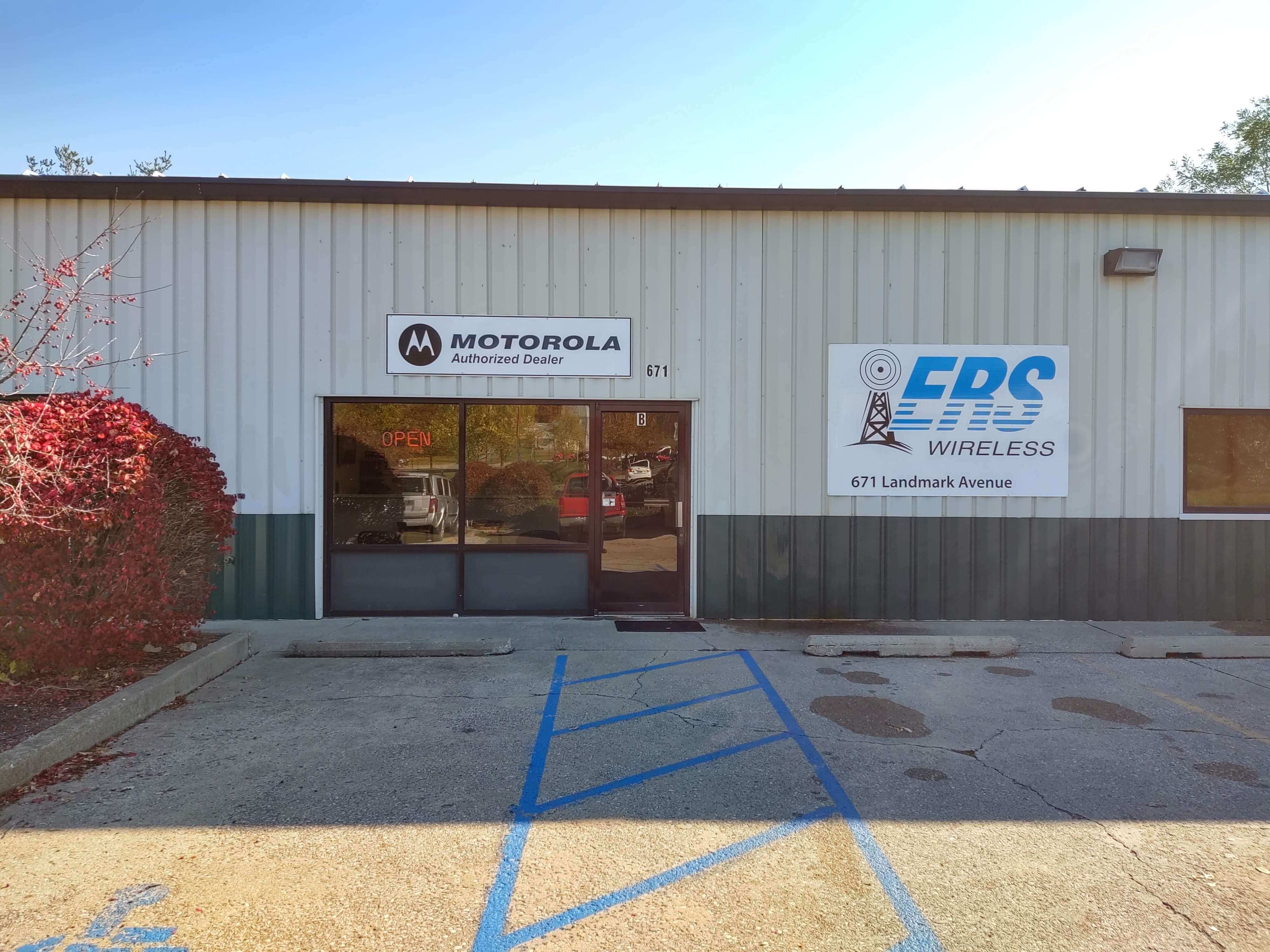 ERS Wireless, Bloomington location